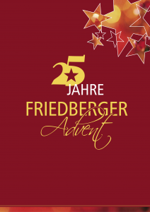 25 Jahre Friedberger Advent